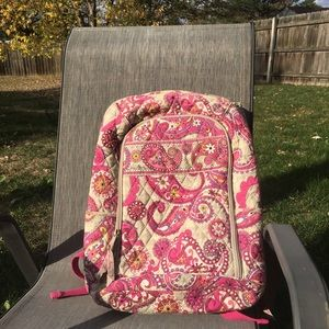 Vera Bradley Backpack (w/ laptop compartment)